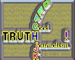 Truth Journalism 3b © RGES